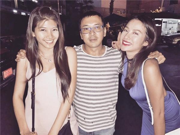 Yaya Trương Nhi tranh thủ thời gian rảnh rỗi đi du hí tại Thái Lan và đã làm quen được với nhiều người bạn mới. - Tin sao Viet - Tin tuc sao Viet - Scandal sao Viet - Tin tuc cua Sao - Tin cua Sao