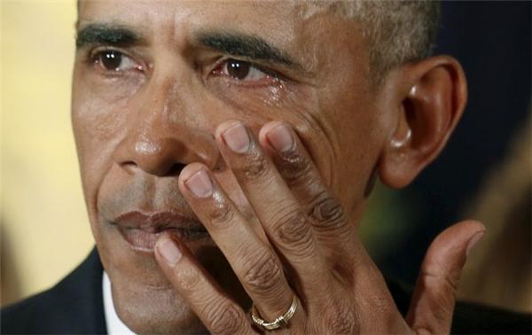 Người đứng đầu Nhà Trắng từng tuyên bốcó lẽ sẽ rơi nước mắt khi dự lễ tốt nghiệp của cô con gái lớn. (Ảnh: Internet)
