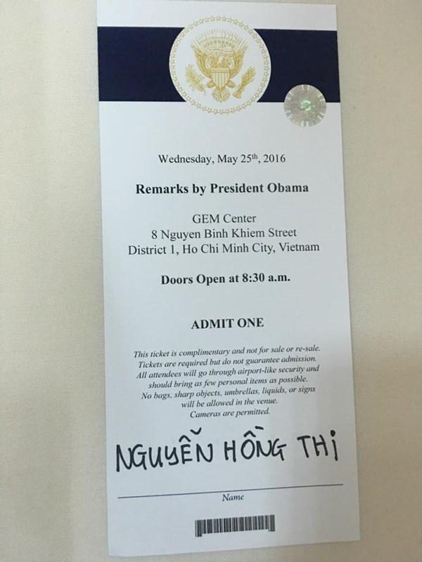 Tấm thiệp mời danh dự được Khánh Thi đăng tải trên mạng xã hội khiến nhiều người ngưỡng mộ. - Tin sao Viet - Tin tuc sao Viet - Scandal sao Viet - Tin tuc cua Sao - Tin cua Sao