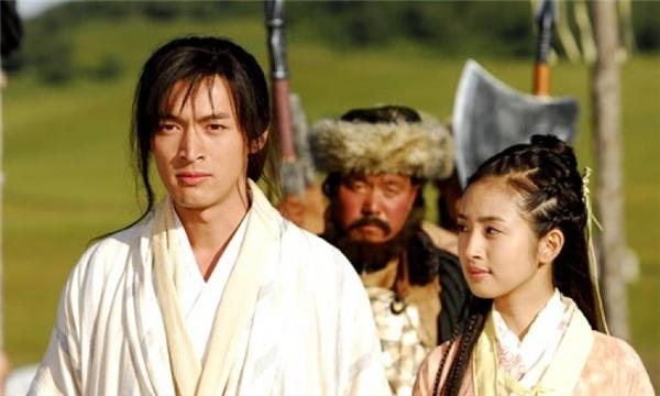 Anh Hùng Xạ Điêu cũng là tác phẩm đại lục đáng chú ý khác của người đẹp này ở thị trường đại lục.