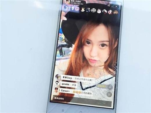 Hình ảnh cô gái trên mạng xã hội vô cùng xinh đẹp. (Ảnh: Internet)