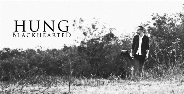 Hung BlackhearteD đã ấp ủ dự án solo này khá lâu.