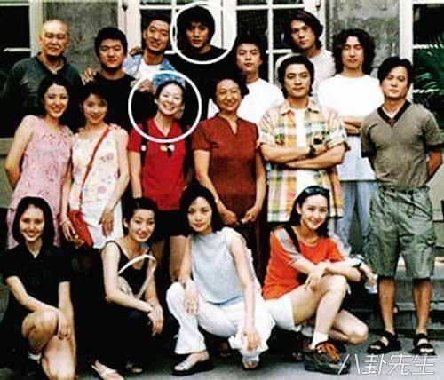 Ngôi sao quốc tế Chương Tử Di và Ảnh Đế Lưu Diệp cũng từng là bạn học tại học viện hí kịch Trung Ương.
