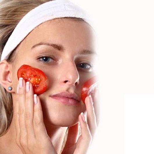 Ngỡ ngàng trước tác dụng thần kì của cà chua với nhan sắc của bạn