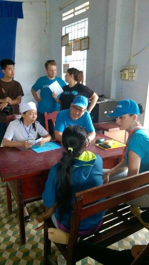 Theo thông tin của một thành viên đoàn UNICEF, Katy Perry đã hoàn thành các hoạt động tại Khánh Hòa và chuẩn bị cho những kết hoạch tiếp theo cho những ngày tới tại Việt Nam.