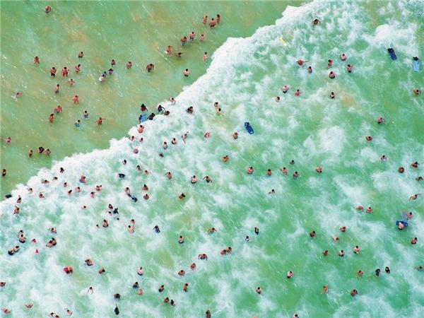 Bãi biển Coogee, Sydney, Australia.