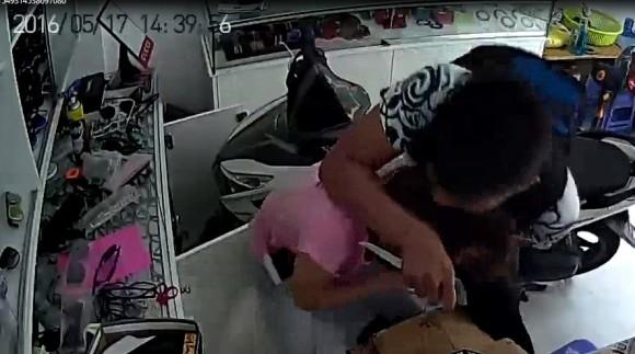 vụ cướp