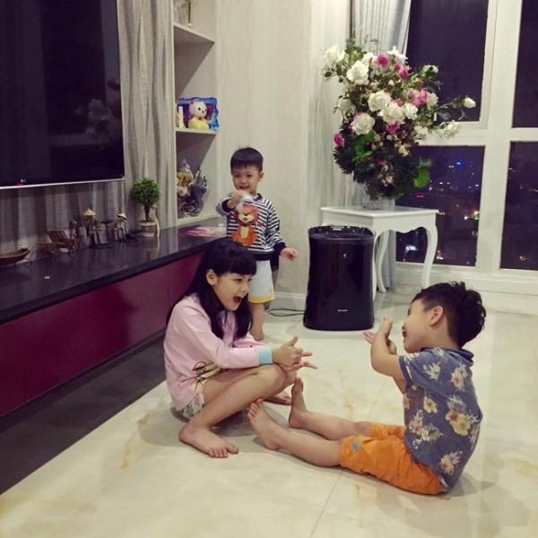 """Niềm vui của """"hậu phương"""" là hạnh phúc với nam MC Giọng hát Việt. - Tin sao Viet - Tin tuc sao Viet - Scandal sao Viet - Tin tuc cua Sao - Tin cua Sao"""