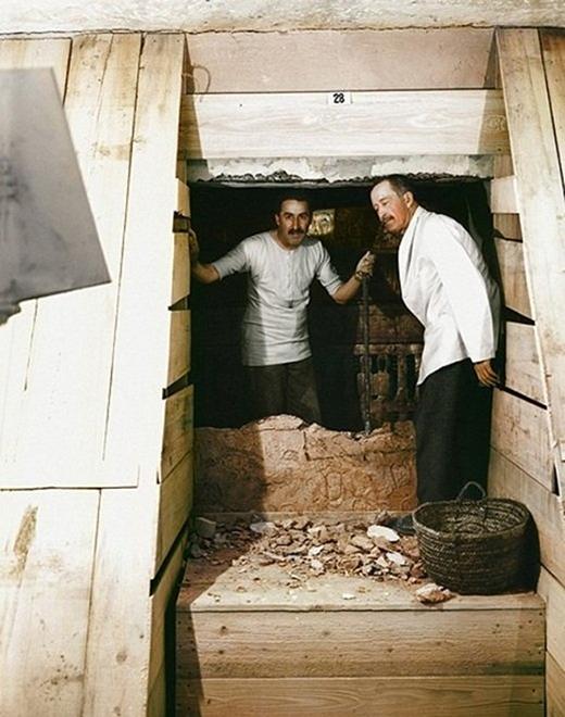Carnarvon -người khám phá ra ngôi mộTutakhamun. (Ảnh: Internet)