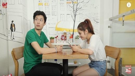OTO: Khi Người Yêu Là Cung Bọ Cạp   Quang Trung & Vy Vân