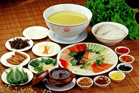 """Ẩm thực Trung Quốc - Các món ăn Trung Quốc có tên độc đáo và"""" nhạy cảm"""" nhất quả đất"""