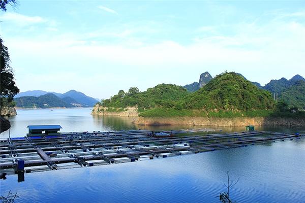 Du lịch hồ Thung Nai - Hồ Thung Nai – Điểm đến siêu rẻ nhưng đầy lãng mạn vào cuối tuần
