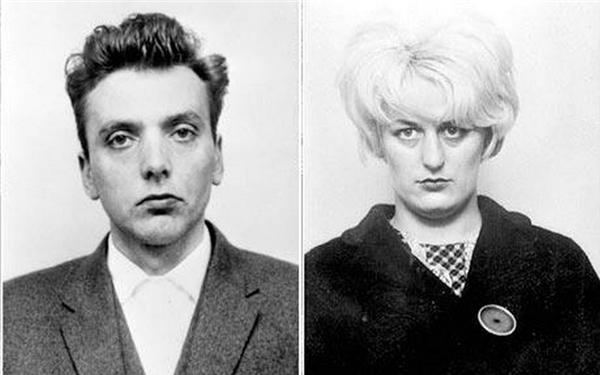 Ian Brady(trái) vàMyra Hindley