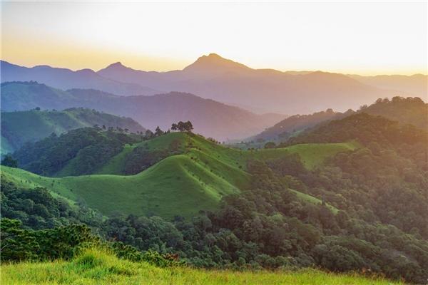 Du lịch Tà Năng - Tà Năng – Phan Dũng cung đường Treck đẹp nhất Việt Nam tựa chốn thiên đường