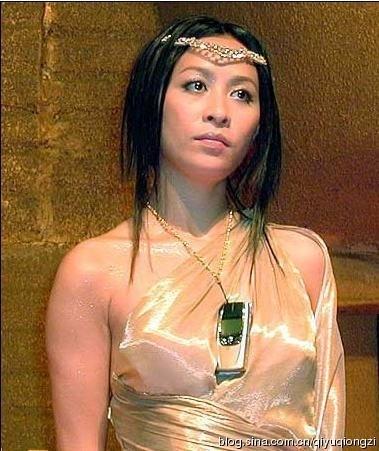 Nhức mắt với những lần thả rông vòng 1 kém tinh tế của mĩ nhân Hoa ngữ
