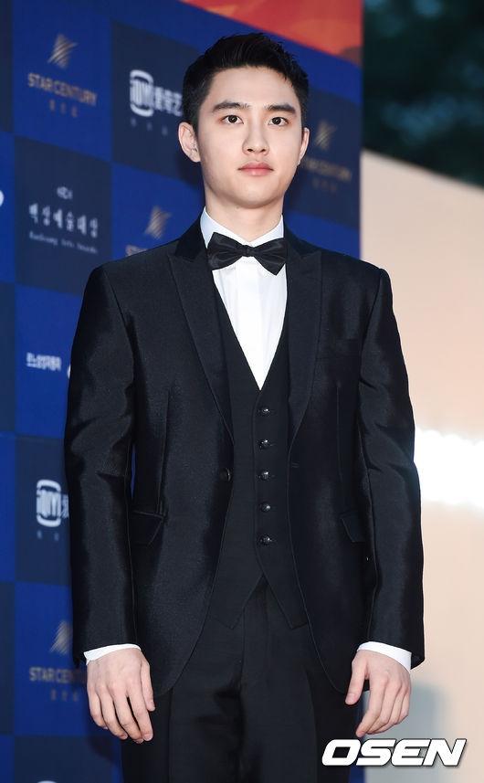 D.O. (EXO) điển trai, ra dáng diễn viên thực lực