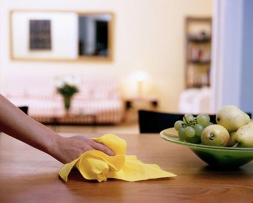 Một căn bếp gọn gàng, sạch sẽ sẽ làm giảm đáng kể cảm giác thèm ăn. Hình minh họa.