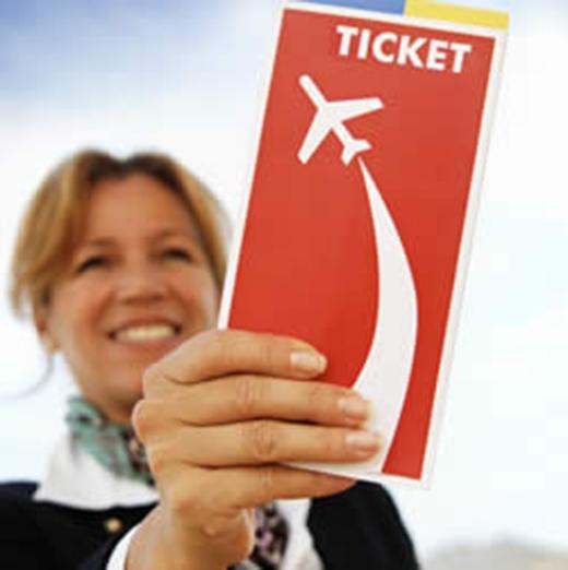 Hãy để ý những khung giờ trên, bạn có thể có được vé máy bay giá rẻ. (Ảnh: Internet)