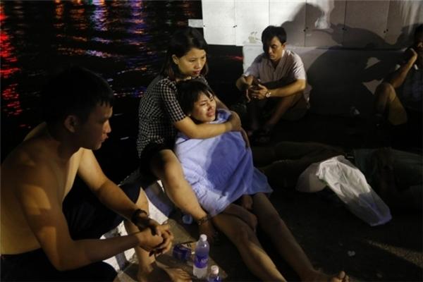 Cuộc giải cứu nạn nhân chìm tàu Đà Nẵng và nỗi đau chưa tìm thấy con