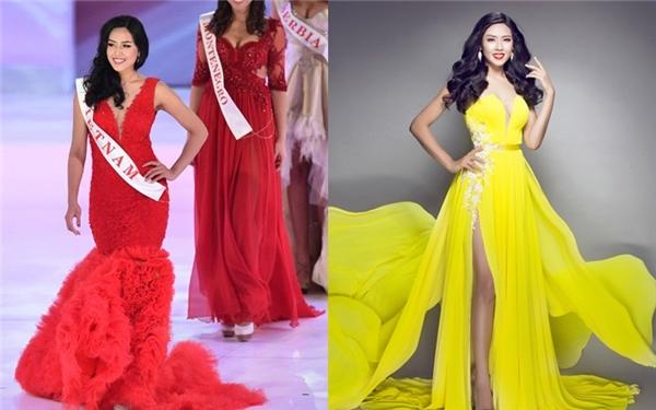 Năm 2014, Nguyễn Thị Loan phá bỏ lời nguyền 5 năm liên tiếp Việt Nam out top tại Hoa hậu Thế giới. Dù không được khán giả quê nhà ủng hộ, thậm chí bị chê nhạt nhòa nhưng người đẹp gốc Thái Bình vẫn xuất sắc lọt top 25.