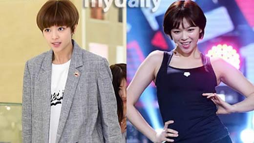 Những vẻ đẹp phi giới tính tiêu biểu của Kpop