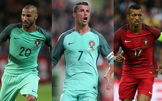 5 đội tuyển sở hữu hàng công mạnh nhất kì Euro năm nay
