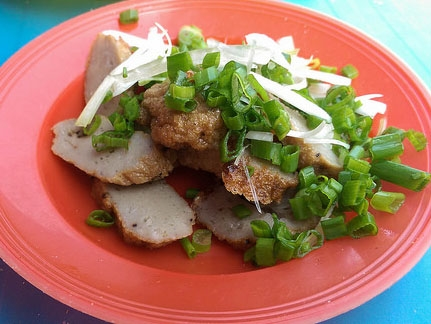 """Ẩm thực Nha Trang - Bánh canh """"cứu đói"""" chỉ có ở Nha Trang"""