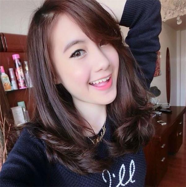 Cô gái gốc Việt xinh đẹp không thua gì mĩ nữ Hàn. (Ảnh: Internet)