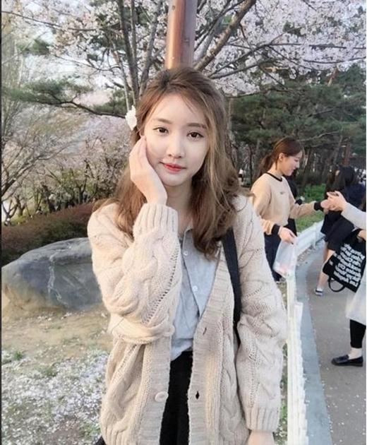 """TrôngPandagiống như một hot girl Hàn """"chính hiệu"""". (Ảnh: Internet)"""