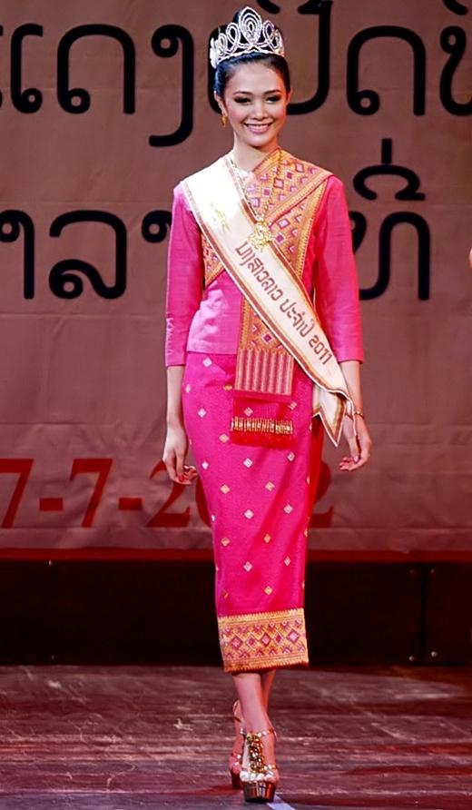 """Những cô gái Lào được trời phú cho nhan sắc làm """"say lòng người"""""""