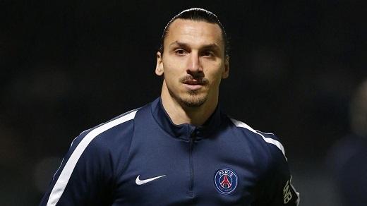Zlatan Ibrahimovic muốn công bố sau khi hợp đồng của mình với PSG kết thúc