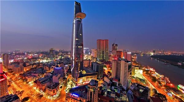 Du lịch Việt Nam - Trải nghiệm ngắm nhìn thành phố từ trên cao ở Việt Nam