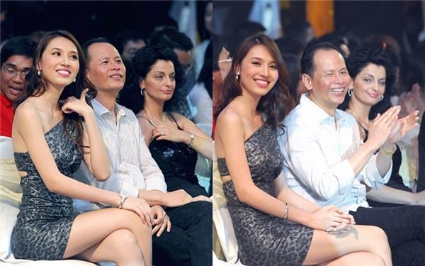 Giải bạc Siêu mẫu Việt Nam 2009 hiếm hoi tham gia các sự kiện.