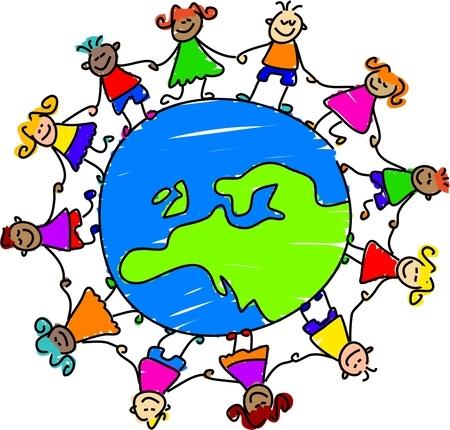 Hãy chung tay bảo vệ thế giới của chúng ta. (Ảnh: Internet)