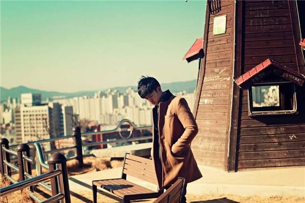Phan Nhân đang ấp ủdự định thực hiện vlog về cuộc sống của mình tại Hàn Quốc.(Ảnh: NVCC)