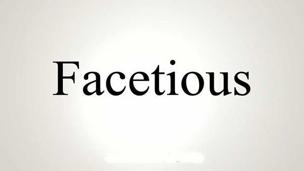 """#3 Có hai từ trong tiếng Anh mà có cả 5 nguyên âm theo thứ tự: """"abstemious"""" (có điều độ) và """"facetious"""" (hài hước).(Ảnh: Internet)"""
