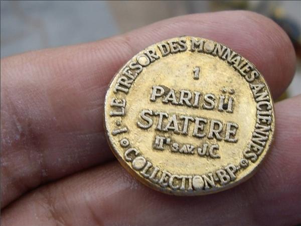 """2. Lutetia tọa lạc tại vị trí của xã Nanterre ngày nay. Người dân ở đây được gọi là """"Parisii"""" và đây cũng là nguyên nhân Lutetia được đổi tên thành Paris. (Ảnh: Internet)"""