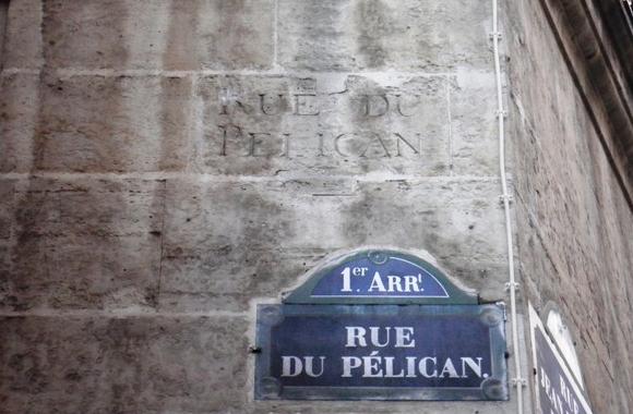 14. Con đường Pélican ở Quận 1 trước đây mang tên Poile-Con, được đổi tên vào năm 1806. (Ảnh: Internet)