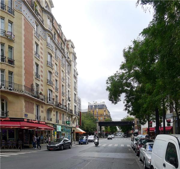 29. Con đường dài nhất ở Paris là đường Vaugirard ở Quận 15 với chiều dài tổng cộng là 4.360m. (Ảnh: Internet)