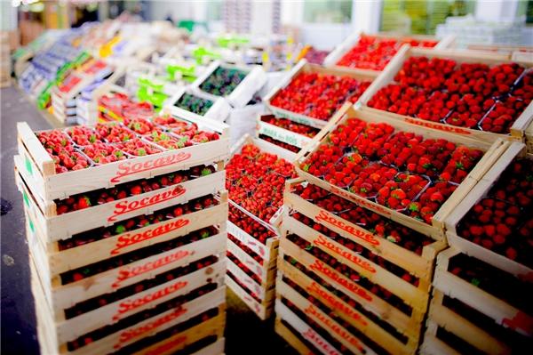 36. Chợ Rungis – chợ bán đồ tươi lớn nhất thế giới, từng tọa lạc tại Quận 2. (Ảnh: Internet)