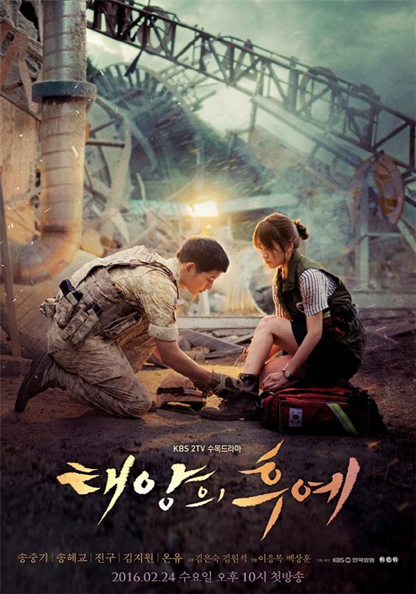 Những bộ phim không thể bỏ qua của màn ảnh Hàn nửa đầu 2016