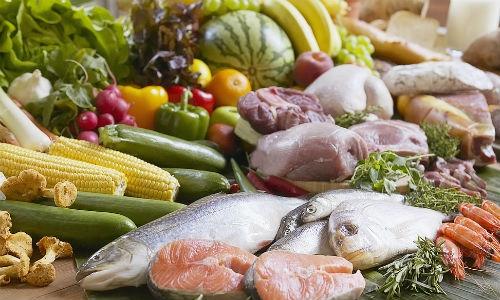 Đa dạng thực phẩm trong ăn uống để khỏe hơn. (Ảnh: Internet)