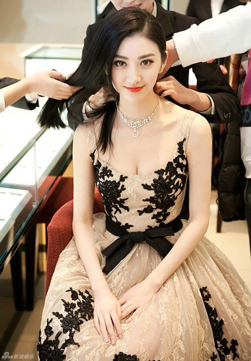 """Cảnh Điềm được mệnh danh là """"Đệ nhất mỹ nữ Bắc Kinh"""""""