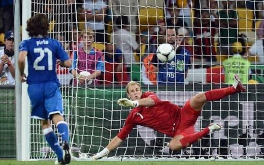 Những loạt luân lưu như Italia - ĐT Anh tại Euro 2012 có thể xảy ra ngay từ vòng bảng Euro 2016