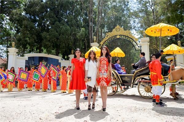 Quỳnh Châu vui vẻ tái xuất sau thất bại tại HKAD 2016
