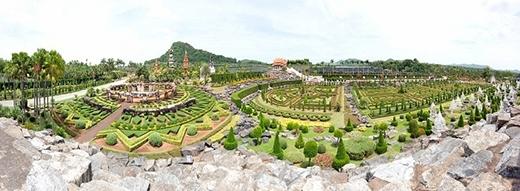 Khu du lịch nổi tiếng của Thái Lan. (Ảnh: Internet)