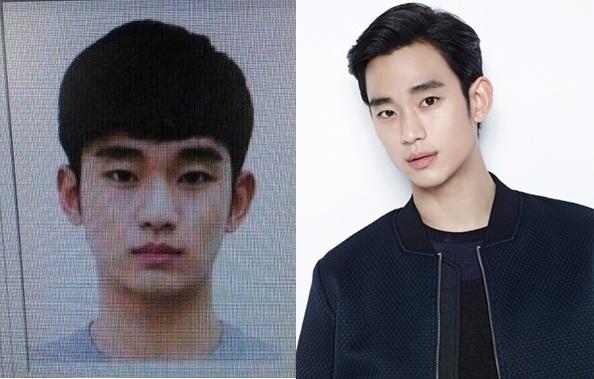 Hình hộ chiếu của Kim Soo Hyun khiến mọi người nghĩ ngay đến anh chàng Baek Seung Chan – đạo diễn điển trai, ngố tàu của Producers.