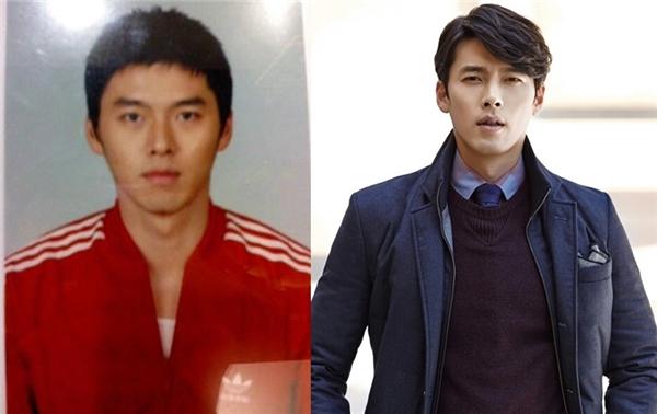 Ảnh hộ chiếu của Hyun Bin cũng đủ làm khán giả nữ xuýt xoa bởi gương mặt điển trai và quyến rũ.