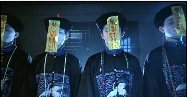 Cương thi có thể bị điều khiển bởi các thầy đồng bằng cách yểm bùa lên trán chúng.