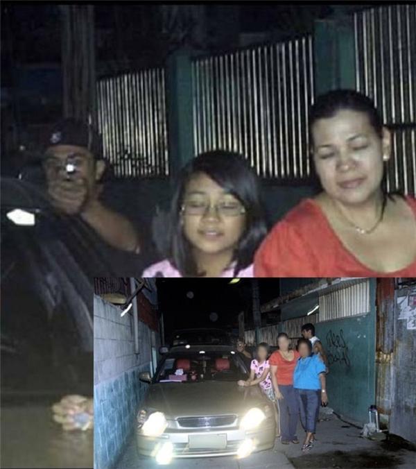 Người chụp bức ảnh này là một chính trị gia người Philippines. Nếu bạn để ý, bên góc trai bức ảnh có một người đàn ông, và đây chính là người đã bắn chết ông ngay sau đó.(Ảnh: Internet)